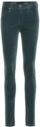 AG Jeans The Farah high-rise skinny jeans