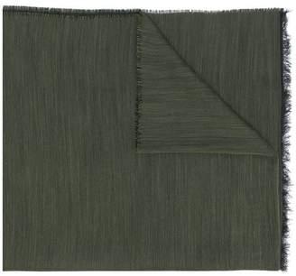 Kenzo globe logo scarf