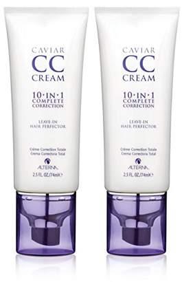 Alterna Caviar Anti-Aging CC Cream Leave in Hair Perfector