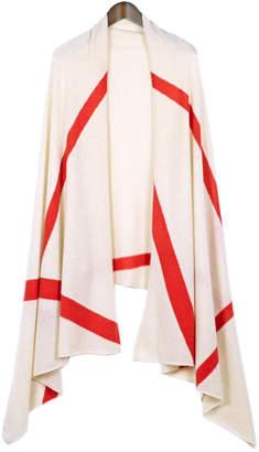 Sabrina Cashmerism Oversized Striped Cashmere Travel Wrap