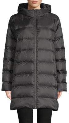 Eileen Fisher Classic Quilted Jacket