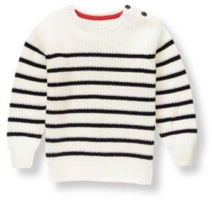 Janie and Jack Striped Sweater