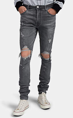 Amiri Men's Thrasher Distressed Skinny Jeans