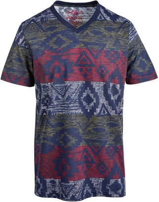 American Rag Men's Southwest Striped T-Shirt, Created for Macy's