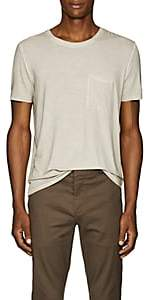 ATM Anthony Thomas Melillo Men's Garment-Dyed Cotton T-Shirt - Sand
