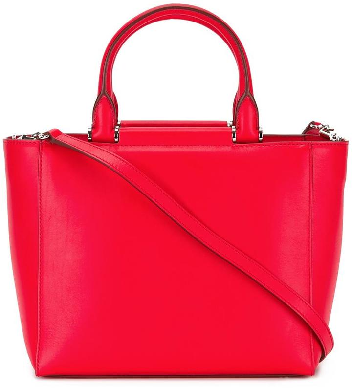 Max Mara Max Mara double carry tote bag