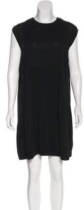 Balenciaga Sleeveless Knit Dress