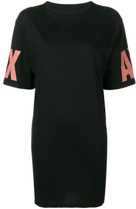 Armani Exchange long T-shirt