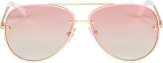 Le Specs Hyperspace Aviator Sunglasses