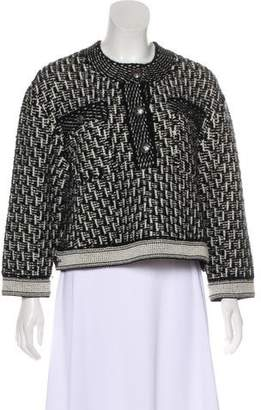 Chanel Wool & Cashmere Sweater w/ Tags