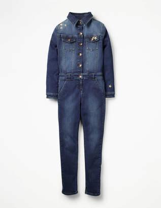 Boden Denim Boiler Suit