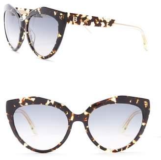 Balenciaga Women's 56mm Cat Eye Sunglasses