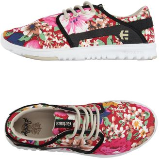 ETNIES Sneakers $98 thestylecure.com
