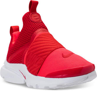 Nike Little Boys' Presto Extreme Running Sneakers from Finish Line $69.99 thestylecure.com