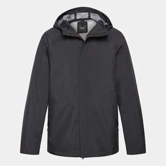 Theory Triple-Layer Poplin Hooded Jacket