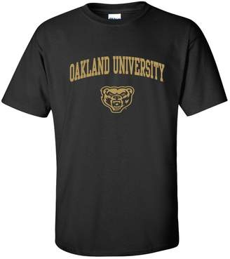 Dakota UGP Campus Apparel AS03 - Loyola University Chicago Ramblers Arch Logo T-Shirt - Maroon