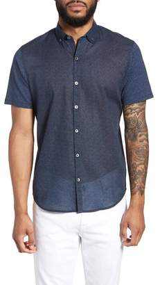 Zachary Prell Clyde Slim Fit Sport Shirt