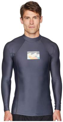 Billabong All Day Wave Performance Fit Long Sleeve Men's Swimwear