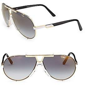 Cazal Men's Aviator Sunglasses