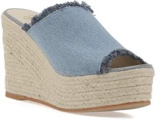 Espadrilles Jeans Fabric Sandal