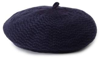 HusHusH (ハッシュアッシュ) - ハッシュアッシュ ニットベレー帽