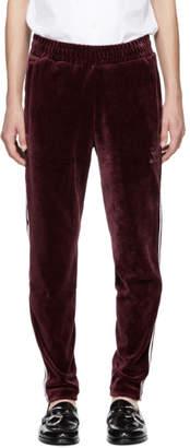 adidas Maroon BB Lounge Pants