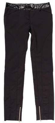 Dolce & Gabbana Low-Rise Skinny Pants
