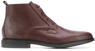 Tommy Hilfiger almond toe boots