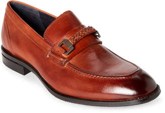 Cole Haan British Tan Warner Grand Leather Loafers