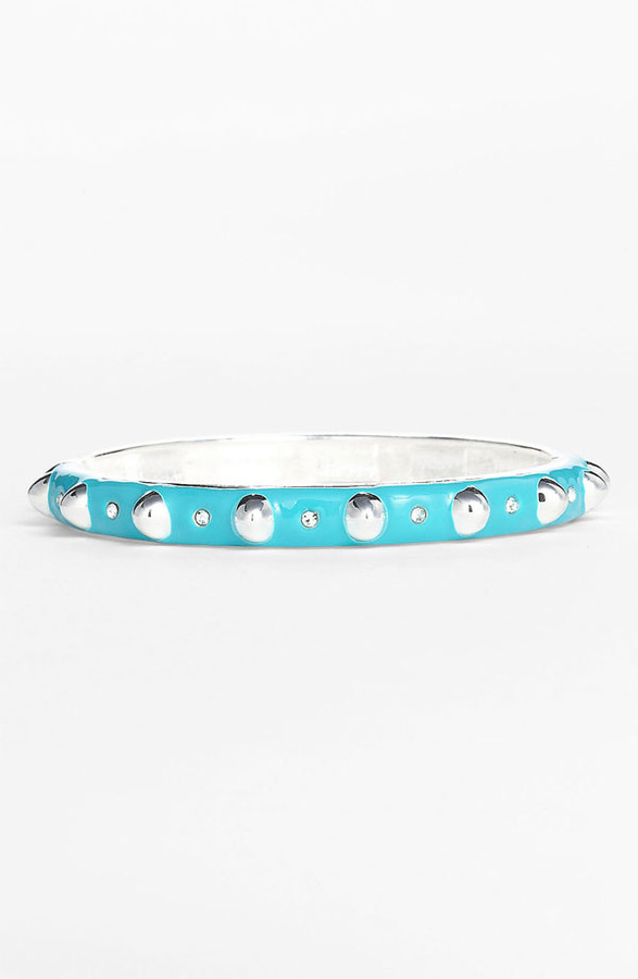 Sequin Hinged Bangle