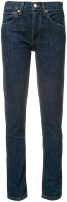 RE/DONE classic skinny jeans