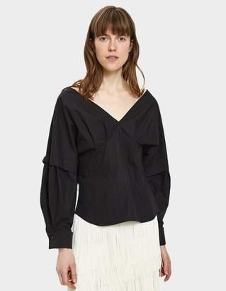 Rachel Comey Revise Crisp Shirt in Black