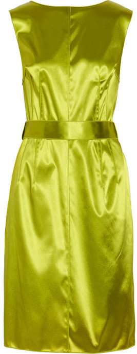 Dolce & Gabbana Satin dress