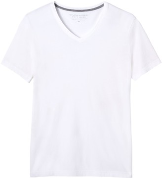 Banana Republic Soft Wash V-Neck T-Shirt