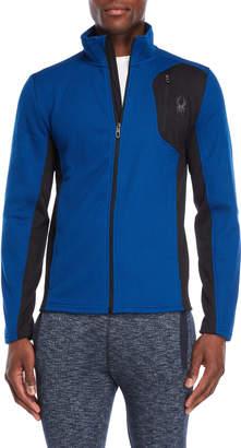 Spyder Raider Full-Zip Knit Fleece Jacket