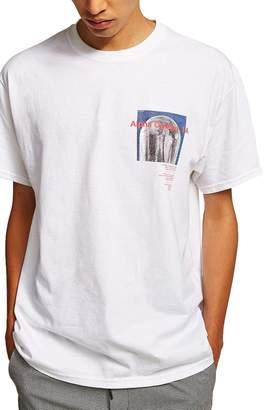 Topman Moon Graphic T-Shirt