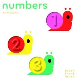 Chronicle Books TouchThinkLearn: Numbers