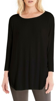 Women's Michael Stars Stretch Knit Tee $88 thestylecure.com