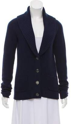 Ralph Lauren Silk Knit Cardigan