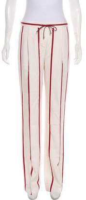 Loro Piana Silk Striped Patnts