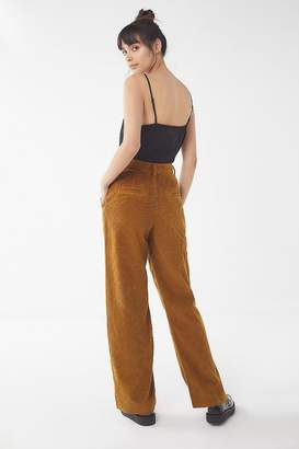 Urban Outfitters Corduroy Extreme Wide-Leg Trouser Pant