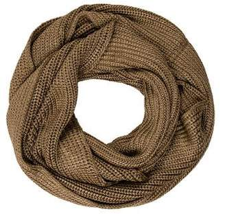 Michael Kors Rib Knit Infinity Scarf