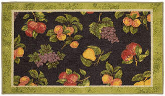JCPenney JCP HOME Home Picking Fruit Printed Rectangular Indoor Rugs