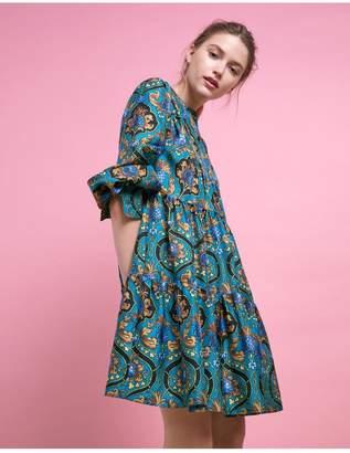 La DoubleJ Peasant Dress