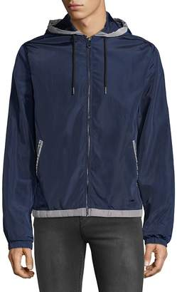 Sovereign Code Men's Lightweight Hooded Jacket