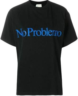 Aries No Problem Tシャツ