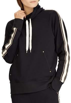 Ralph Lauren Track-Stripe Sweatshirt