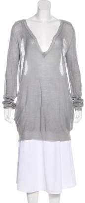 Stella McCartney Long Sleeve Knit Tunic