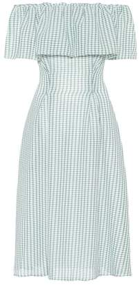 Rejina Pyo Olivia gingham dress