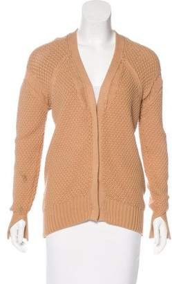 3.1 Phillip Lim V-Neck Long Sleeve Cardigan